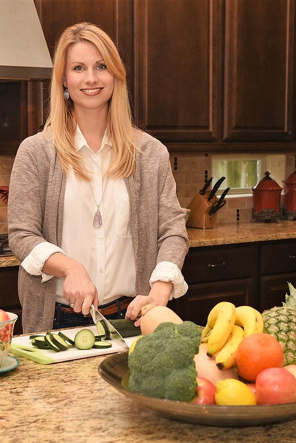 Dietitian Nutritionist Jill Roberts