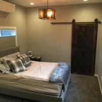 AFTER: mstr bedroom and closet