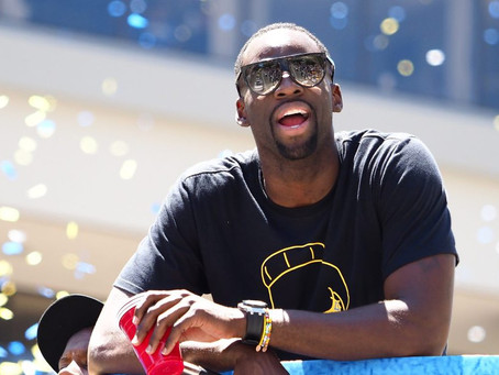 All The Love, For Now - Right Draymond?