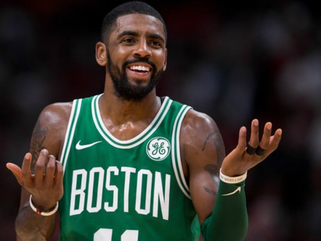 Kyrie Irving Just Can't Escape LeBron James