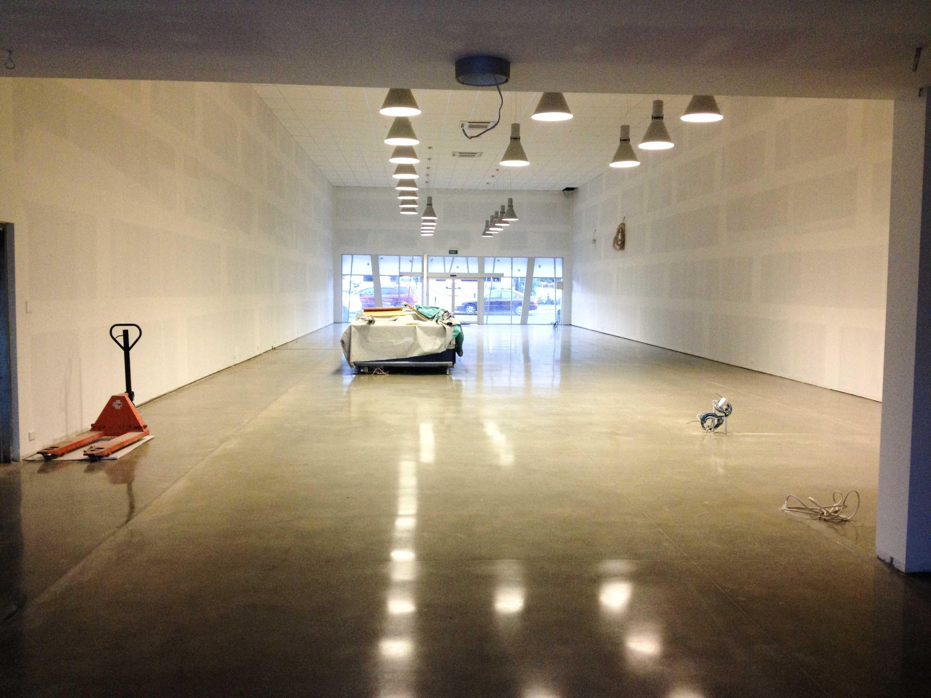Salt & Pepper Finish | Concrete Polishing Services