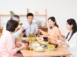 一緒に食べる「共食」の良いところ