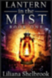 Lantern in the Mist cover