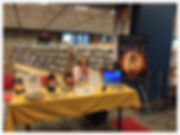 Liliana Shelbrook-Orange Orlando Library Florida