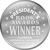 Liliana Shelbrook received two silver medals from Florida Authors and Publishers Association.