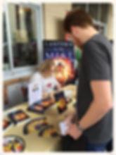 Liliana Shelbrook-Locally Grown Words Summer Book Fair