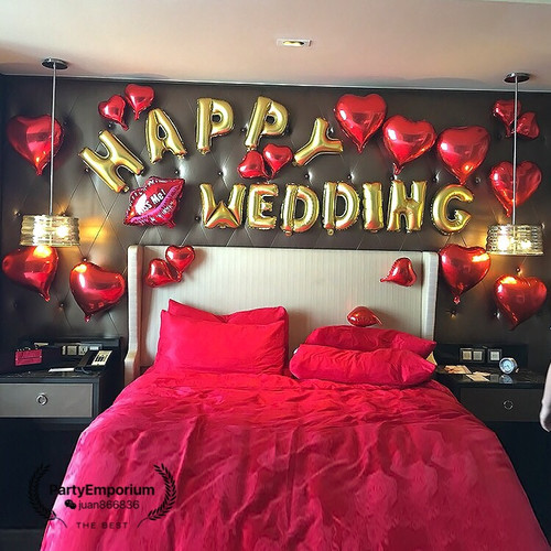 Melbourne party emporium balloons party supplies costumes bed room surprise wedding decoration junglespirit Choice Image