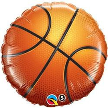 Qualatex Balloons Basketball 45cm