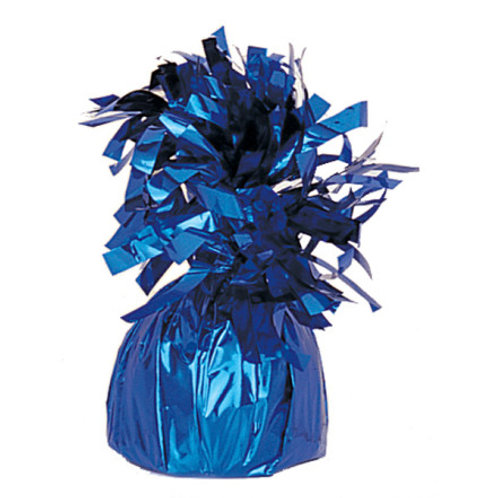 Royal Blue Foil Balloon Weight