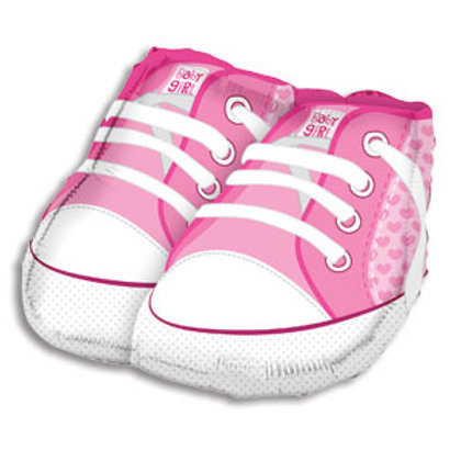 Baby Shoes Pink Shape 45cm