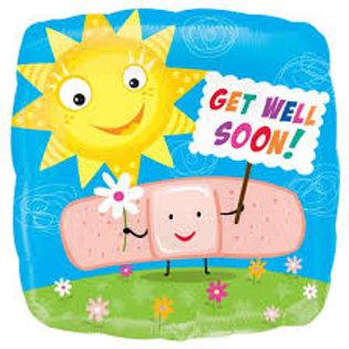 Get Well Soon Bandaid