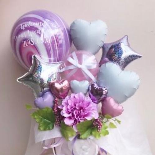 Large -Flowerlloon Bouquet