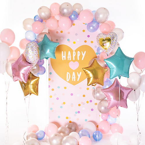 Happy Day Balloon Party Package
