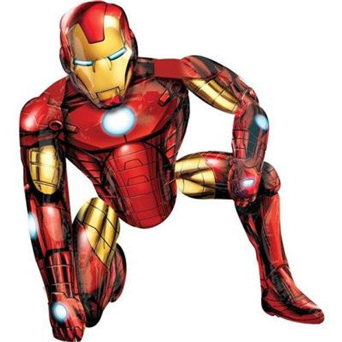 Iron Man Air Walker 93cm x 116cm