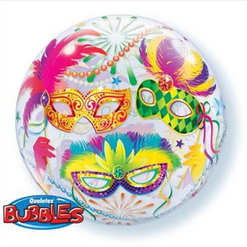 Masquerade Bubble 55cm