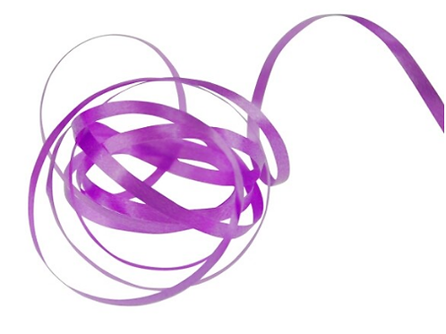 LAVENDER BALLOON CURLING RIBBON ROLL
