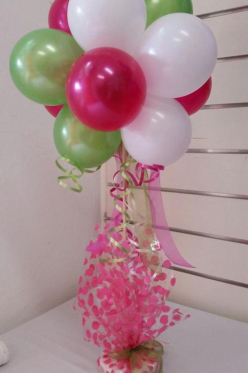 Table Centrepiece Balloon-Topiary Tree