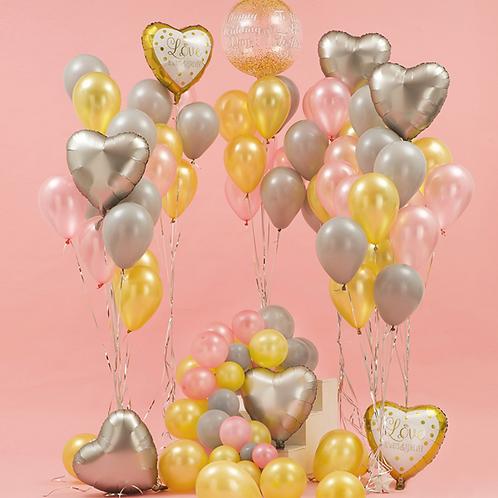 Wedding Room Decoration Balloon Package