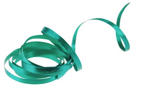 EMERALD GREEN BALLOON CURLING RIBBON ROLL
