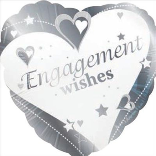 Engagement Wishes 45cm