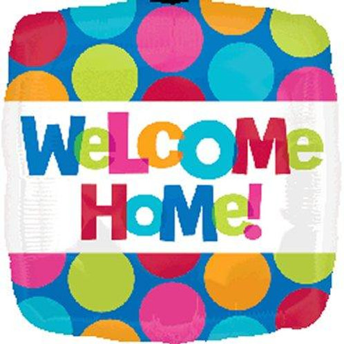 Welcome Home Colourful Spots 45cm