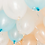 Thumbnail: Rose Gold&Baby Blue Wedding room deco package