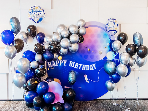 Star Universe Balloon Party Package