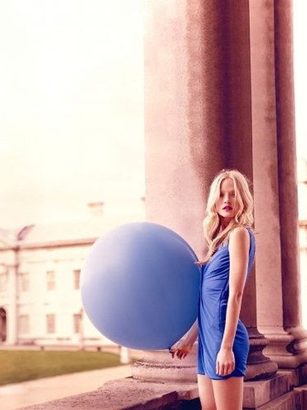 90CM ROYAL BLUE JUMBO BALLOONS