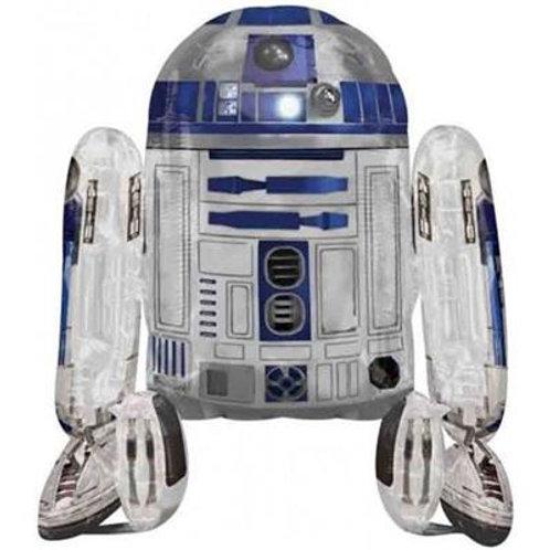 Star Wars R2D2 Airwalker 86cm x 96cm