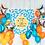 Thumbnail: Vibrant Orange Balloon Set