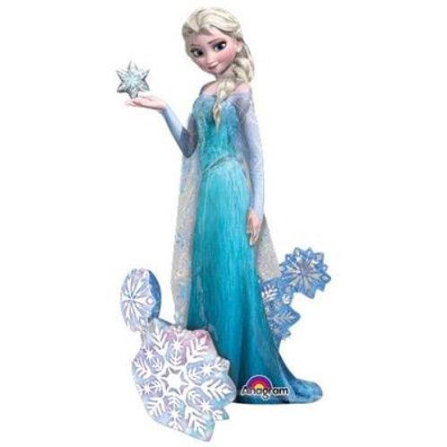 Frozen Elsa The Snow Queen Air Walker 88cm x 144cm