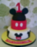 Mickey Mouse 1st Birthday Cake.jpg