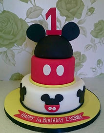 Mickey Mouse 1st Birthday Cake.jpg