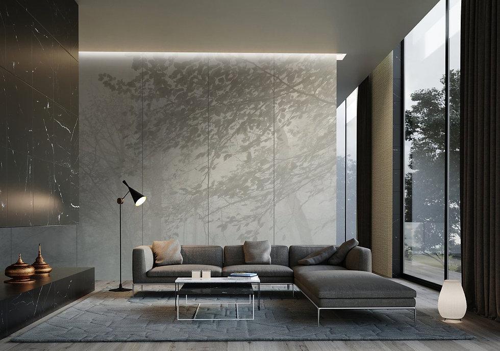 Pannelli in cemento grafico Conclad Deco