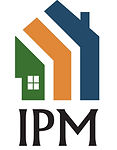 Logo for IPM Blinds