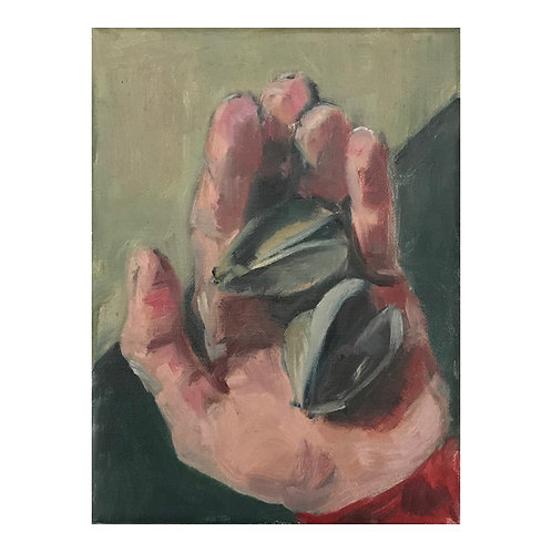 The Souvenirs - Oil on Canvas