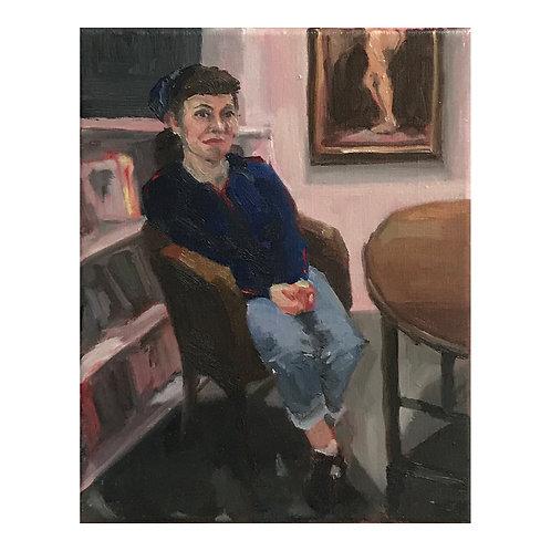 Fine Art - Unframed Oil on Canvas