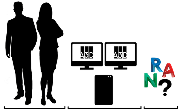 Soporte en plantilla BIM ; Opciones de Outsourcing BIM ; Profesional BIM ; Workstation BIM ; Software BIM ; En A3D nos adaptamos a nuestros clientes para optimitzar al máximo sus recursos. Para ello, presentamos una oferta modular de outsourcing:    Profesional BIM.En A3D tenemos especialistas para adaptarnos a sus necesidades.    Workstation BIM.Para maximizar el rendimiento de nuestros profesionales, en A3D podemos también proporcionar una estación de trabajo BIM adecuada.    Software BIM. Si no dispone de licencias de software BIM, A3D puede aportar las suyas.