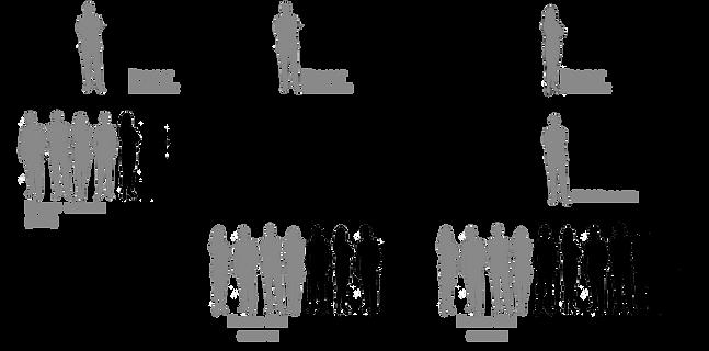 Como encajan los recursos en su organigrama ; project manager ; equipo cliente; BIM manager ; Modeladores BIM ; Escpecialistas BIM ; Gracias a la polivalencia de nuestros profesionalesy a disponer de una amplia plantilla de personal propio, en A3D podemos ofrecer el equipo más adecuado a las dimensiones del proyecto y a las posibilidades del cliente.    Además, nuestra experiencia en outsourcing nos permite configurar y poner en marcha estos equipos en cuestión de días para recortar al máximo los plazos del cliente.    El gráfico muestra tres ejemplos de integración del equipo de A3D en proyectos del cliente, pero estudiamos cada caso para ofrecer la configuración más adecuada.