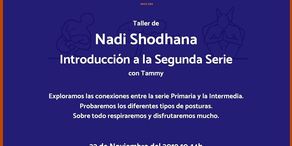 Taller de Nadi Shodhana - Introducción a la Segunda Serie
