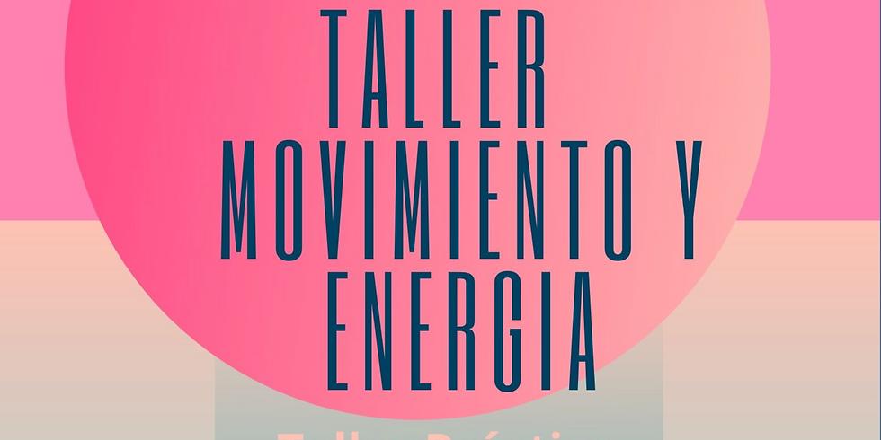 Taller de Movimiento y Energía con Fillipa Nilsson