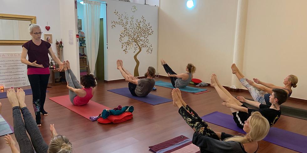 Taller de introducción al Ashtanga Vinyasa Yoga