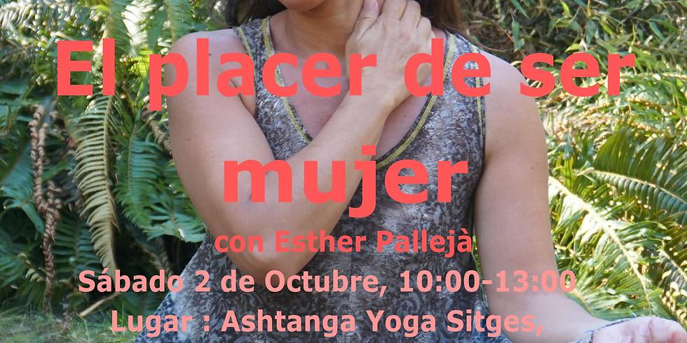 El placer de ser mujer Taller de auto-masaje para cuidadoras