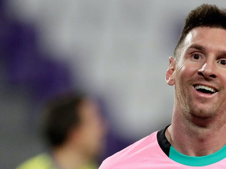 David Beckham is said to be plotting to lure Lionel Messi to MLS