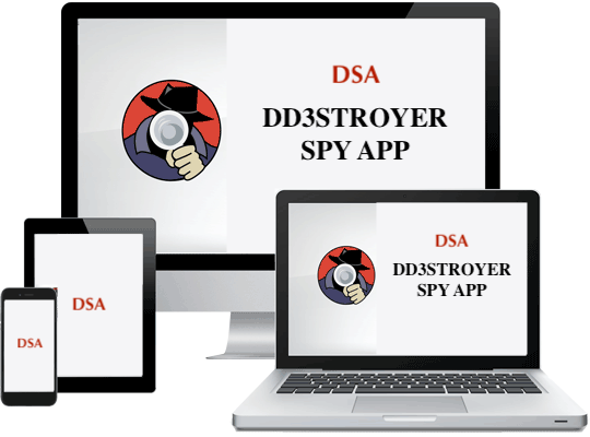 DSA DD3STROYER SPY APP