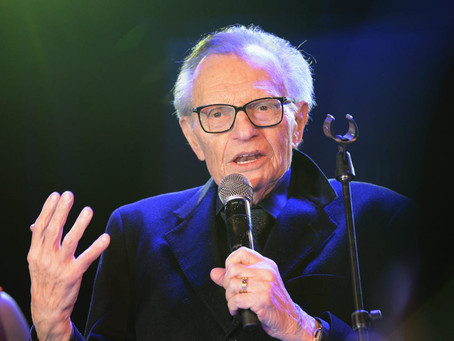 Television great Larry King, who had been battling COVID-19 in hospital, dies at 87