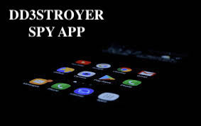 DDSTROYER SPY APP