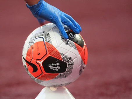 The Premier League could be halted as the coronavirus forces games to be canceled