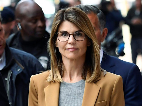 Lori Loughlin released from prison after serving 2 months for her college-admissions scandal