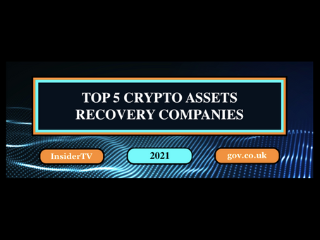 LIST OF TOP 5 CRYPTO ASSETS RECOVERY COMPANIES 2021